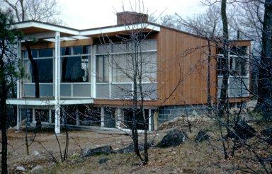 Six Moon Hill: McMillan House