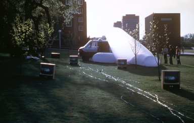 On the Road - A Video Performance on the Green