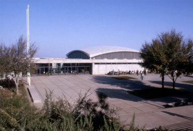 Technion: Churchill Auditorium