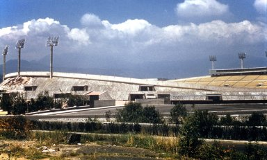 Estadio Ol¿mpico Universitario