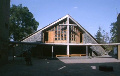 Chapel of Our Lady of Solitude