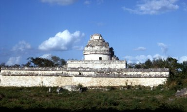Chichen Itza: Caracol (Observatory)