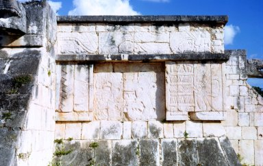 Chichen Itza: Platform of the Eagles and Jaguars