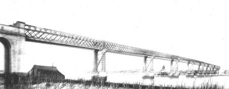 Bordeaux Railroad Bridge