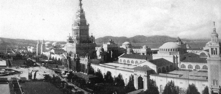 Panama-Pacific International Exposition: Tower of Jewels