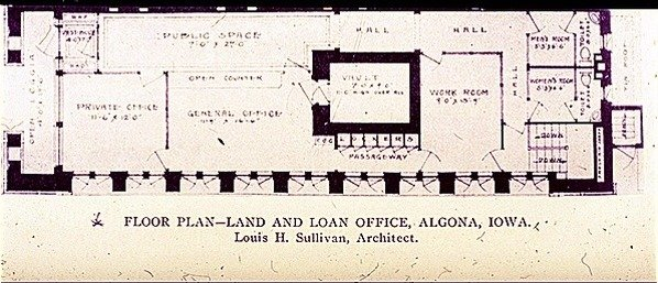 Land and Loan Office Building (Henry C. Adams Building)