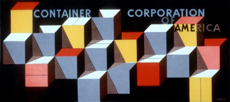 Container Corporation of America Poster