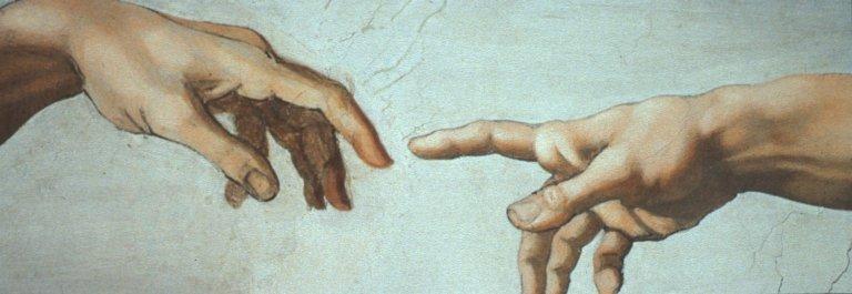 Sistine Chapel: Creation of Adam