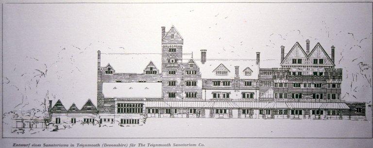 South Devon Sanatorium, Teigenmouth