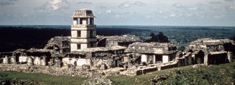 Palenque: Palace Complex