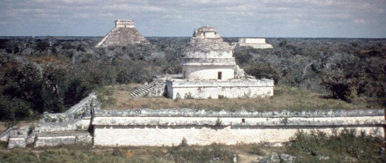 Chichen Itza: Caracol (Observatory)