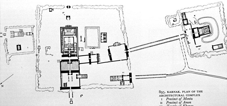 Karnak Temple Complex.