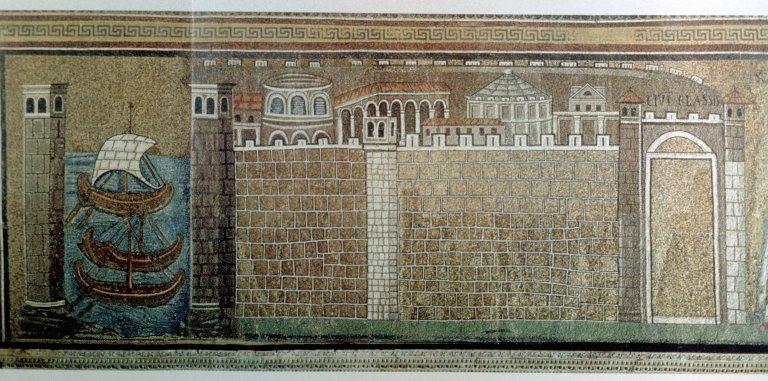 Port City of Classe (Sant'Apollinare Nuovo)