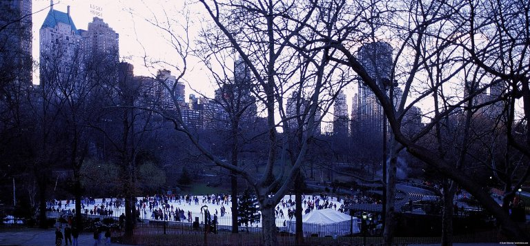 Central Park: Wollman Rink