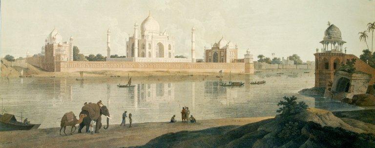 Taje Mahel, Agra (Taj Mahal)