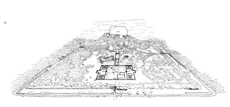 Sigiriya Water Garden and Palace Complex