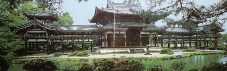 Byodo-in Temple: Phoenix Hall (Hoodo)