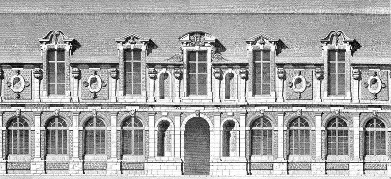 Galerie de Diane, Fontainebleau