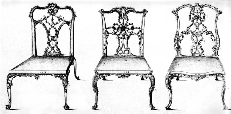 Ribband-Back Chairs