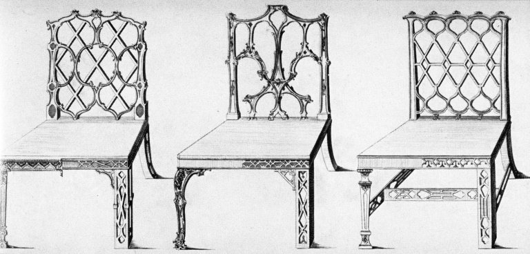Gothic Chairs