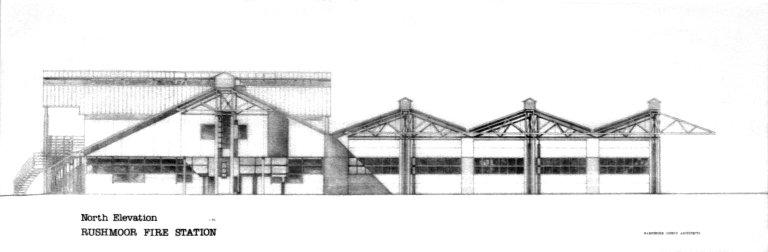 Rushmoor Fire Station