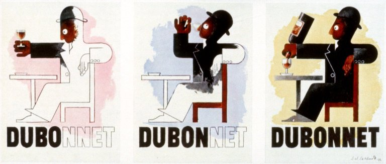 Dubonnet Advertisement Series