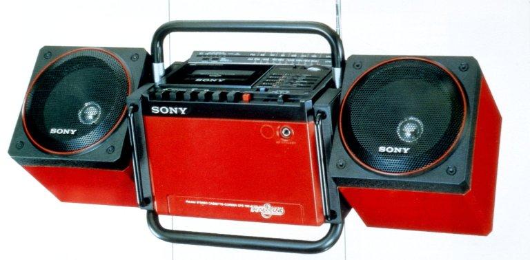 Sony Cassette Unit