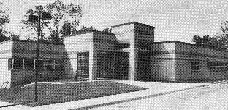 Greenbelt Police Station