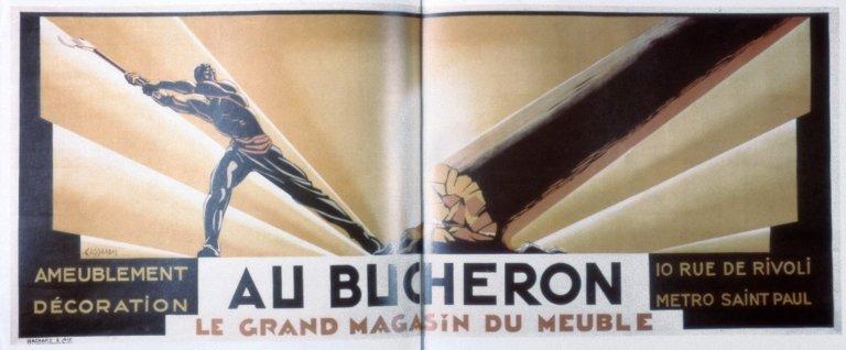 Au Bucheron