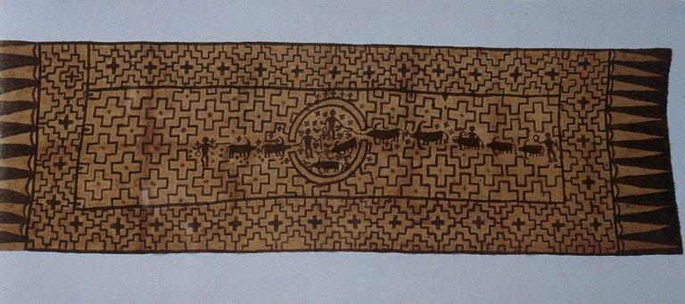 Torajan Mawa Cloth