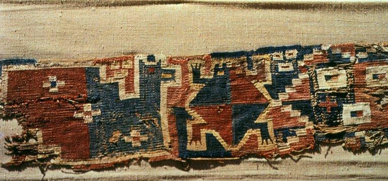 Alto Ramirez Tapestry Weave Head Deformer
