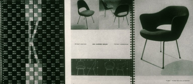 Knoll Furniture and Textiles Catalog