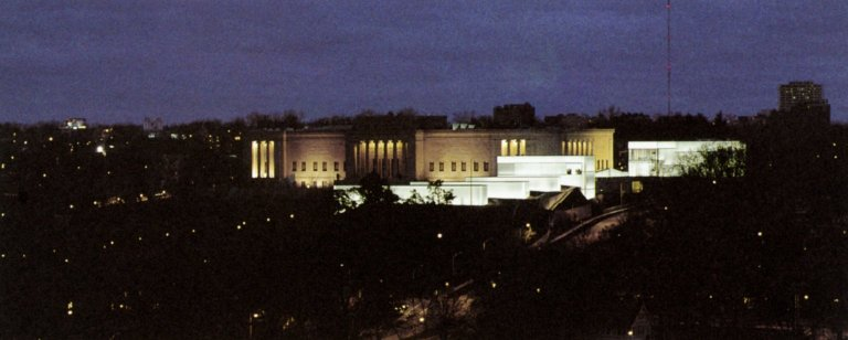 Nelson Atkins Museum of Art Expansion