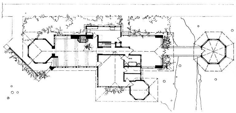 W.A. Glasner House