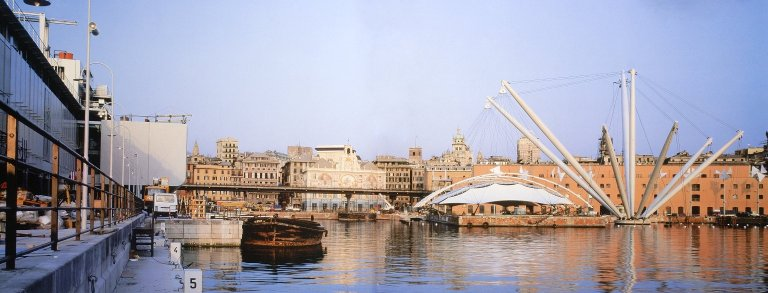 Redevelopment of the Old Harbor of Genoa
