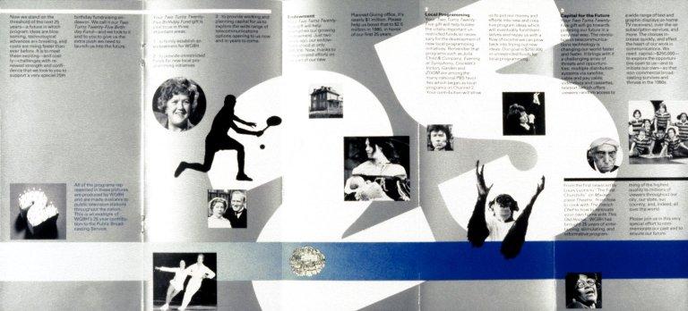 WGBH Boston 25th Birthday Materials