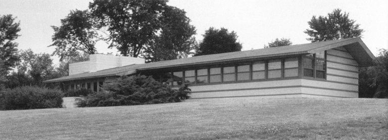 Elizabeth and Don C. Duncan Residence