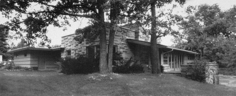 Frank C. Iber Residence
