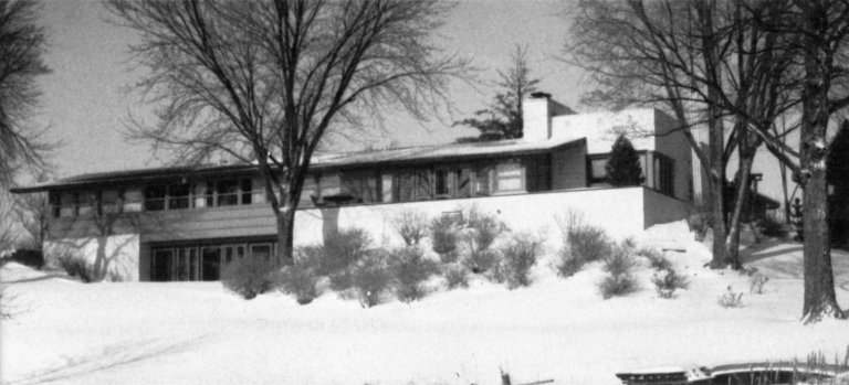 Edward and Laura Jane LaFond Residence