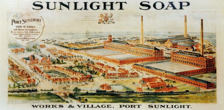 Port Sunlight, Works & Village