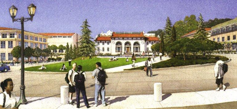 University of California Berkeley Landscape Heritage Plan
