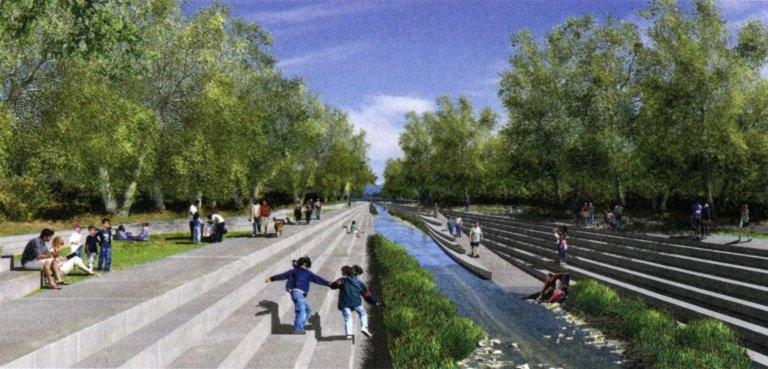 Los Angeles River Revitalization