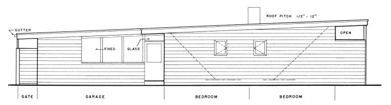 House for a Narrow Lot