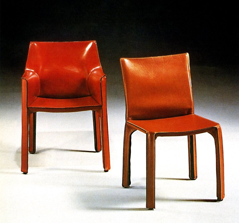 Cab Chair and Armchair