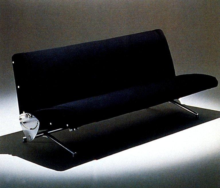 Model No. D70 Sofa Bed