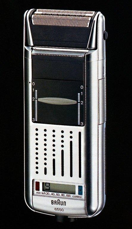 Braun Flex Integral 6550 Ultra Speed Shaver