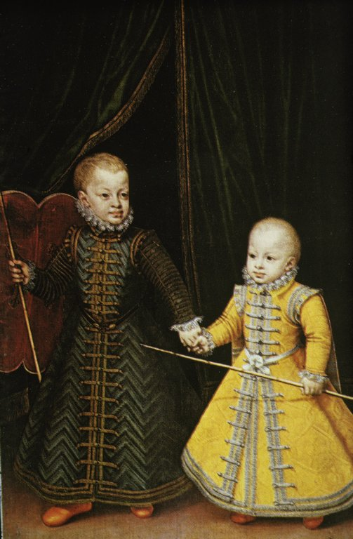 Two Sons of Philip II