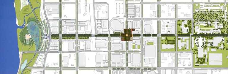 University of South Carolina Innovista Master Plan
