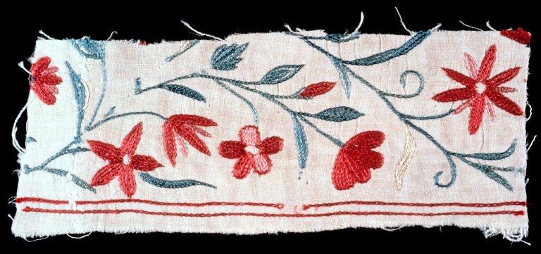 Fragment of a Summer Carpet