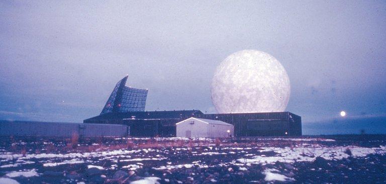 United States Air Force Radar Site